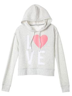 Boxy Hoodie Fleece  i love their hoodies and sweatshirts so much