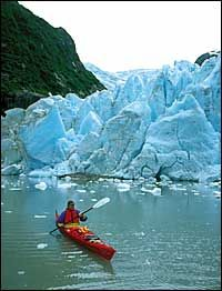 Sea Kayaking from Seward to Kenai Fjords Glaciers