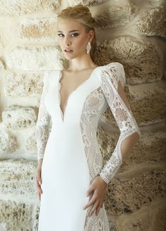 25 Cool Wedding Dresses for Edgy Whimsy Brides!