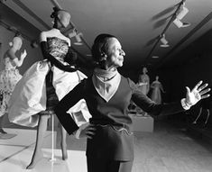 The one and only Diana Vreeland