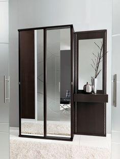 Wohnzimmergestaltung Wohnwand Design Modern Weiss Violett Strahlend