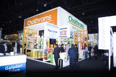 Choithrams stand @GulFood2014. #GulFood2014