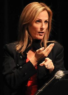 """Marlee Beth Matlin (8/24/65 - ) - Amer. actress. She is the only deaf performer to win the Academy Award for Best Actress in a Leading Role, which she won for """"Children of a Lesser God"""". At the age of 21, she became the youngest woman in history to win that award. Her work in film and television has resulted in a Golden Globe award, with two additional nominations, and four Emmy nominations. Deaf since she was 18 months old, she also is a prominent member of the National Association of the…"""