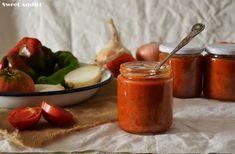 Salsa de tomate http://www.sweetaddict.es/2016/09/salsa-de-tomates-y-verduras-asadas.html
