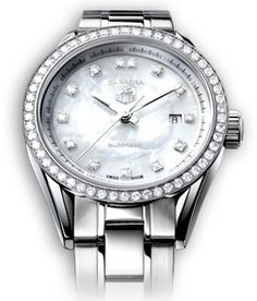 Ladies Tag Heuer Silverstone Watches