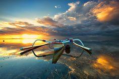 Morning Reflection by Agoes Antara