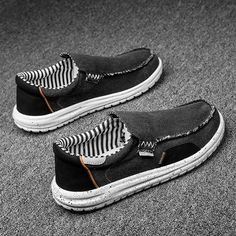 Summer Shoe Mesh Canvas Men's Casual Shoes Breathable Loafers Slip on Men Flats Hot Sale Soft Driving Shoes Man Moccasins | Touchy Style Casual Shoes, Men Casual, Driving Shoes Men, Zapatillas Casual, Summer Shoes, Mens Fashion, Fashion Usa, Loafers Men, Dress Shoes