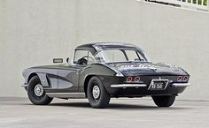 Corvette Auction Preview: Mecum Offers Museum Quality Corvettes in ...