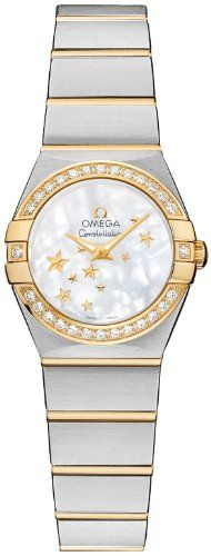 NEW OMEGA CONSTELLATION LADIES WATCH 123.25.24.60.05.001 | Your #1 Source for Watches and Accessories