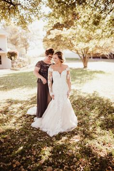 Photographer: Molly Harmon Venue: Heritage Hall Celebrations of the Heart Bride Wear Store, Bridal And Formal, Mermaid Dresses, Formal Wear, Mermaid Wedding, Celebrations, Special Occasion, Bridesmaid, Prom