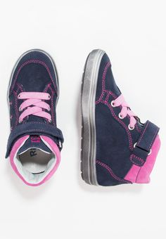 Richter Korkeavartiset tennarit - atlantic/passion - Zalando.fi Back To School, Baby Shoes, Passion, Kids, Clothes, Young Children, Outfits, Boys, Clothing