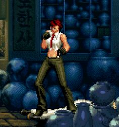 vgjunk:  The King of FIghters 2000, Neo Geo.