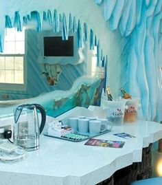 Themed Rooms | Themed bedrooms at Alton Towers Hotel