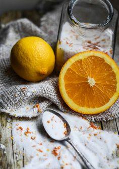 Citrus sugar