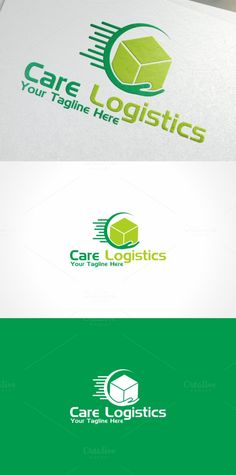 Care Logistics | Care Cargo | Logo