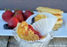Portable Pancake Pockets | Healthy Ideas for Kids