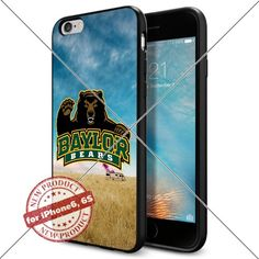 WADE CASE Baylor Bears Logo NCAA Cool Apple iPhone6 6S Case #1041 Black Smartphone Case Cover Collector TPU Rubber [Breaking Bad] WADE CASE http://www.amazon.com/dp/B017J7J3F4/ref=cm_sw_r_pi_dp_5qkywb027T70N