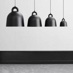 Bell lamp Normann Copenhagen Black