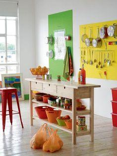 Kitchen Cart, Change, Home Decor, Tasty Kitchen, Paint, Everything, Decoration Home, Room Decor, Home Interior Design