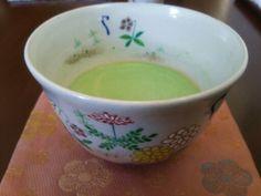 Matcha greentea cafe