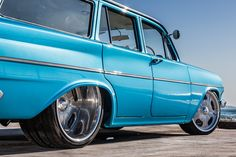 Ben Judd mixes classic and cutting-edge to create a drop=dead gorgeous Holden EH streeter that was the talk of Motorex 2017 Holden Wagon, Aussie Muscle Cars, Car Colors, Automotive Art, Station Wagon, General Motors, Hot Cars, Classic Cars, Rock