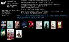 Presentación de Tempus Fugit ediciones y algunos de sus autores http://www.comunicae.es/nota/presentacion-de-tempus-fugit-ediciones-y-1115391/