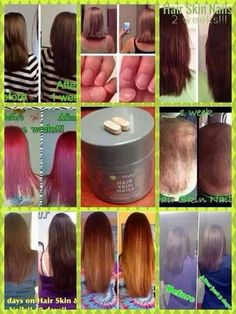 Men love this supplement as much as women!  It helps regrow hair that you have lost!  Try the Hair, Skin, and Nails supplement from It Works! Order at melissaforehand.myitworks.com