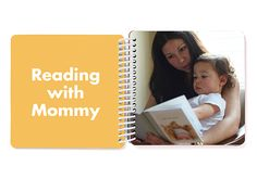 Mommy & Me Board Book   PinholePress.com