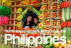 Home improvement. #MoreFunInThePhilippines