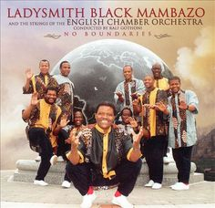 No Boundaries - Ladysmith Black Mambazo | Songs, Reviews, Credits, Awards | AllMusic