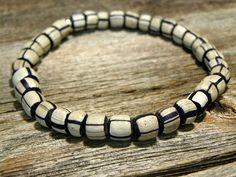 Mens Bracelet  Men Jewelry  Beaded Bracelet  by StoneWearDesigns #men'sjewelry