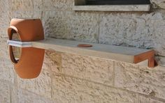 Israeli design - terracotta hive? clearly just a novelty... Http://www.mahakobees.com/blog