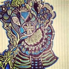 scrapbook doodles watercolour - Ecosia