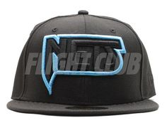 New Jersey Nets Black-Blue 59Fifty Fitted Baseball Cap by NEW ERA x NBA