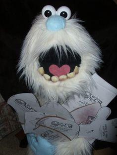 Puppet Foam Pattern | Puppeteers Unite