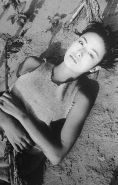 "gacougnol: "" Jeanloup Sieff Kumiko Goto From ""I Had A Dream"" 1995 """