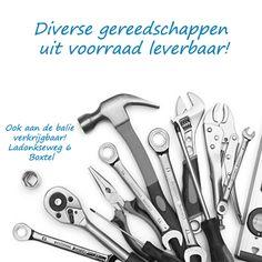 Gereedschap ook aan de balie verkrijgbaar! Ladonkseweg 6 te Boxtel (Brabant) #TechnischeGroothandel