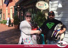 Congratulations!  Winner of the overall dog scavenger hunt in Annapolis!  Great job!  Email us to claim your prize.