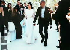 Celebrities Most Expensive Wedding Dresses.  Kim Kardashian.The couple wed at the Forte di Belvedere in Florence, Italy. $500,000.00