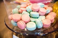 French Macarons from Joselle's Bakeshop | Make Ahead Meals For Busy Moms