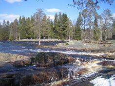 Koiteli Arctic, Finland, Mountains, City, Spring, Travel, Viajes, Cities, Trips