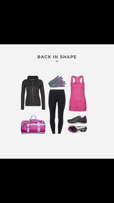 Back in shape ;)