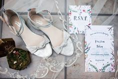 Rustic Wedding With Industrial Style