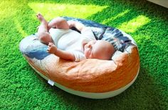 #babynest #nursingpillow #squirrel #pine #relax // #stillkissen #nestchen #eichhörnchen #rinde #entspannen