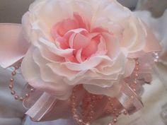 Pink Satin Rose Pen & Rachel Ashwell office supplies