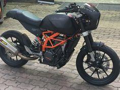 Custom Ktm Duke 390. #vietnam