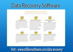 Windows Data Recovery Wizard to Recover Formatted Data from PC/Computer