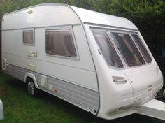 EUROPA 450ES 2 BERTH   **SOLID CARAVAN WITH NO DAMP EVERTHING IN WORKING ORDER**