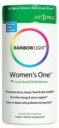 Rainbow Light, Women's One Multivitamin, 150 Tablets //Price: $26.93 & FREE Shipping //     #hashtag1