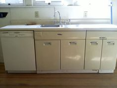 Metal Kitchen Cabinet Remodel Charleston Sc Cabinets How To Paint Makeover In 2019